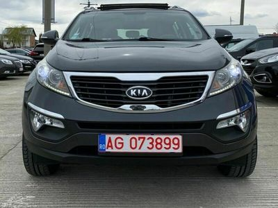 second-hand Kia Sportage 2.0