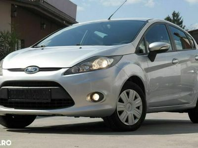 second-hand Ford Fiesta - an 2010, 1.4 (Benzina+GPL)