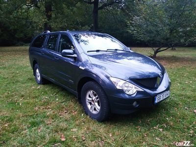 second-hand Ssangyong Actyon Sport