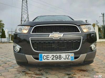 second-hand Chevrolet Captiva Captiva2.2 VCDI 4x4 S&S 184 CP