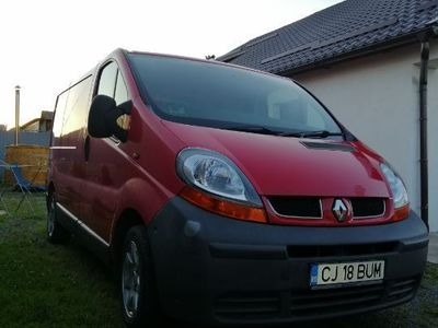 second-hand Renault Trafic II