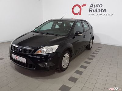 second-hand Ford Focus 1.4i+GPL 80CP, A/C, posibil in rate fara avans