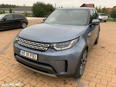 second-hand Land Rover Discovery 2.0
