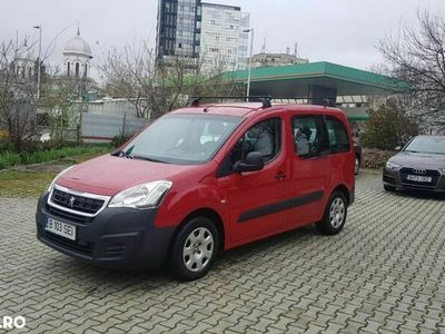 second-hand Peugeot Partner 1.6