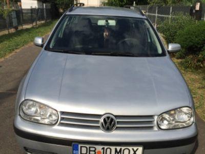second-hand VW Golf IV ieftin si fiabil