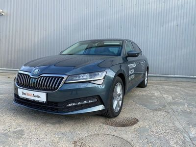 second-hand Skoda Superb Ambition 2.0 TDI DSG