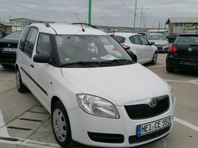 second-hand Skoda Roomster 1.4 tdi