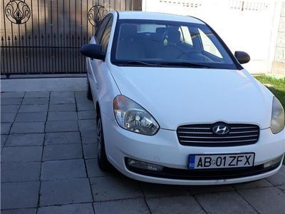 second-hand Hyundai Accent 2007