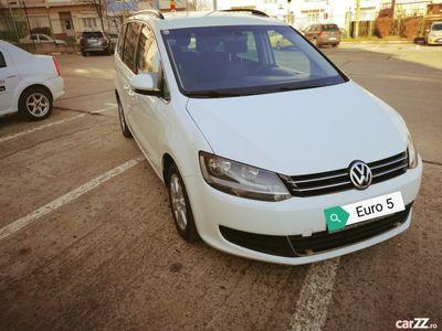 second-hand VW Sharan 2011