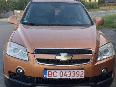 second-hand Chevrolet Captiva sau schimb bmw x3