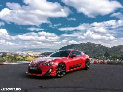 second-hand Toyota GT86