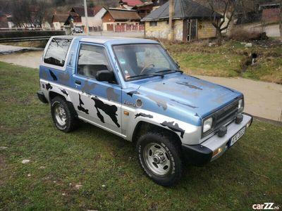 second-hand Daihatsu Rocky 1.6 inj 4x4