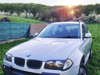 second-hand BMW X3 2.0d 6+1 4x4 uk
