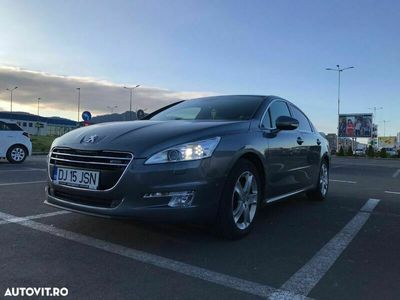 second-hand Peugeot 508 RXH