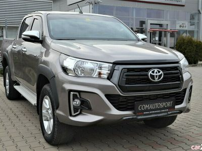 second-hand Toyota HiLux DC MT