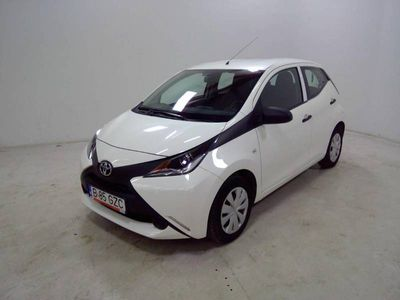 second-hand Toyota Aygo 1.0 Vvt-I X