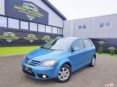 second-hand VW Golf Plus Posibilitate rate / garantie / livrare gratuita
