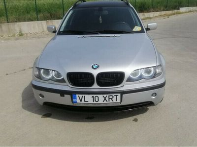 second-hand BMW 320 Facelift impecabil