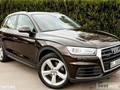 second-hand Audi Q5 Quattro // 2.0 TDi 190 CP // Camera Marsharier // Keyless Go+Entry // Navigatie Mare 3D