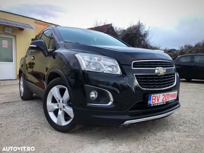second-hand Chevrolet Trax