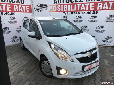 second-hand Chevrolet Spark 2012-EURO 5-Km 70000-Posibilitate RATE-