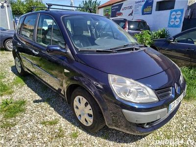 second-hand Renault Scénic II facelift 1.5dci 105cp euro4 Climatronic panoramic Rate