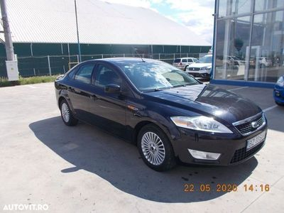 second-hand Ford Mondeo