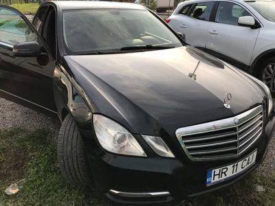 second-hand Mercedes E300 E-klass