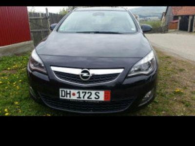 used Opel Astra 1.7cdti full