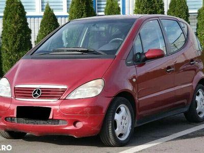 second-hand Mercedes A160 - an 1999, 1.6 (Benzina)