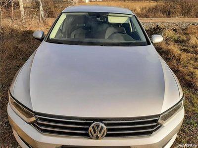 second-hand VW Passat b8 2.0 tdi