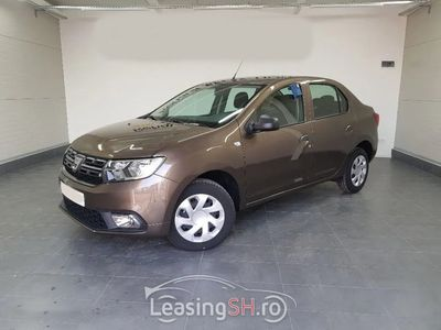 second-hand Dacia Logan din 2019
