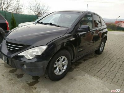 second-hand Ssangyong Actyon 20 tdi 4x4 an 2009