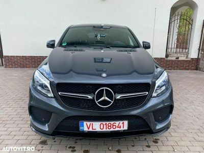 second-hand Mercedes 350 GLE Coupe