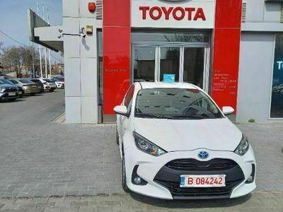 second-hand Toyota Yaris Hybrid