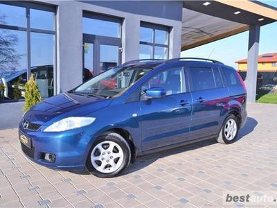 second-hand Mazda 2 5 an:2007 = avans 0 % rate fixe = aprobarea creditului inore = autohaus vindem si in rate