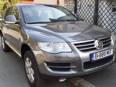 second-hand VW Touareg