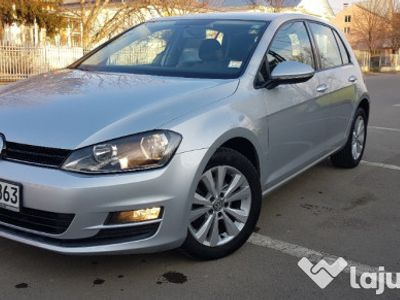second-hand VW Golf VII 1.6 tdi cp 120 an 2013 euro 5