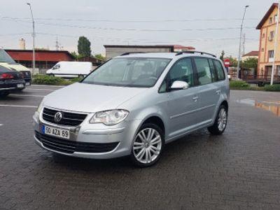 brugt VW Touran 2.0 TDI an