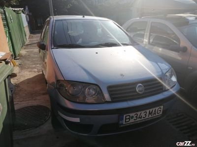 second-hand Fiat Punto 2006