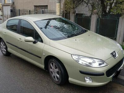 second-hand Peugeot 407 stare impecabila !