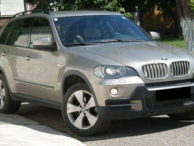 second-hand BMW X5 3.5 D EURO 5 7 Locuri - an 2009 luna 12, 3.0 D Biturb