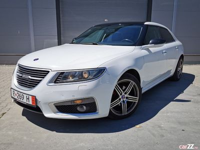 second-hand Saab 9-5 Aero 200 CP, Diesel, Android Auto, Navi, incalzire