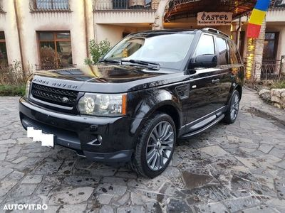 second-hand Land Rover Range Rover Sport 3.0 Diesel Facelift 258 cp 2012
