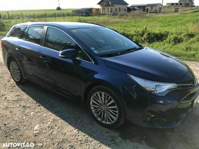 second-hand Toyota Avensis Touring