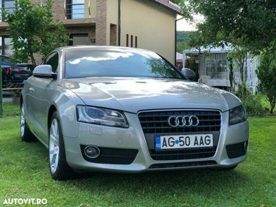 second-hand Audi A5 Coupe