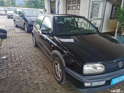 second-hand VW Golf III 1.9 Tdi