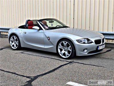 second-hand BMW Z4 E85 CABRIO decapotare electrica