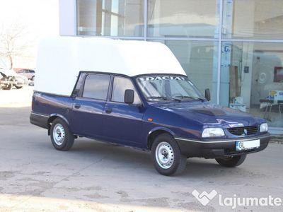second-hand Dacia Pick up papucdouble cab, 2006, 1.9d 4x4 la maneta 5 loc.