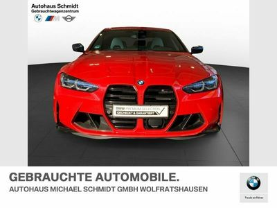 second-hand BMW M4 COMPETITION